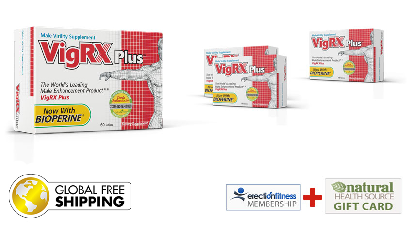 5 Boxes of VigRX Plus ®
